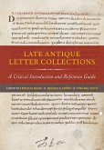 Late Antique Letter Collections (eBook, ePUB)