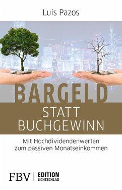 Bargeld statt Buchgewinn (eBook, PDF) - Pazos, Luis