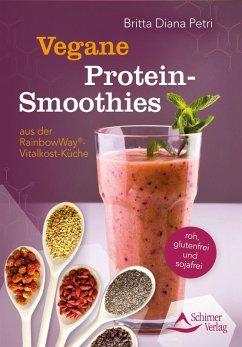 Vegane Protein-Smoothies aus der RainbowWay®-Vitalkost-Küche