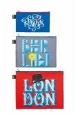 LOQI Zip Pockets ALEX TROCHUT Paris - Berlin - London