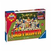 Fireman Sam Junior Labyrinth (Kinderspiel)