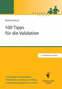 100 Tipps für die Validation (eBook, PDF) - Messer, Barbara
