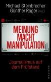 Meinung Macht Manipulation (eBook, ePUB)