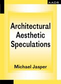 Architectural Aesthetic Speculations (eBook, ePUB)