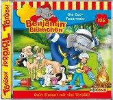 Benjamin Blümchen - Die Zoo-Feuerwehr, Audio-CD