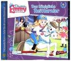 Prinzessin Emmy - Das königliche Reitturnier, Audio-CD