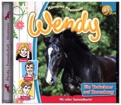Wendy - Ein Trakehner auf Rosenborg, Audio-CD