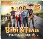 Bibi & Tina - Tohuwabohu total, Audio-CD (Der Original-Soundtrack zum Kinofilm)