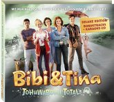 Bibi & Tina - Tohuwabohu total, Audio-CD (Der Original-Soundtrack zum Kinofilm 4 - Deluxe-Edition)