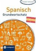 Pocket Spicker: Spanisch Grundwortschatz