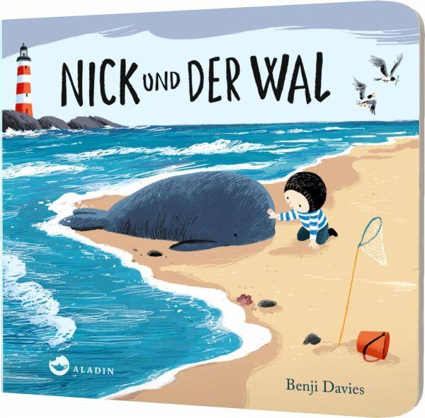 Nick und der Wal - Davies, Benji