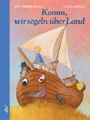 Komm, wir segeln über Land - Hinnerkopf, Udo
