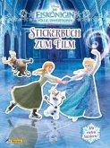 Disney Eiskönigin: Stickerbuch zum Film