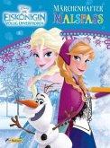 Disney Die Eiskönigin - Völlig Unverfroren: Märchenhafter Malspaß