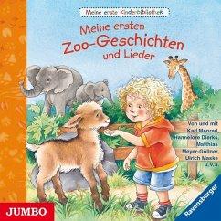 Meine erste Kinderbibliothek, 1 Audio-CD - Dierks, Hannelore