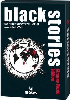 Black stories, Strange World Edition (Spiel)