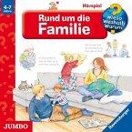 Rund um die Familie / Wieso? Weshalb? Warum? Bd.62 (1 Audio-CD)