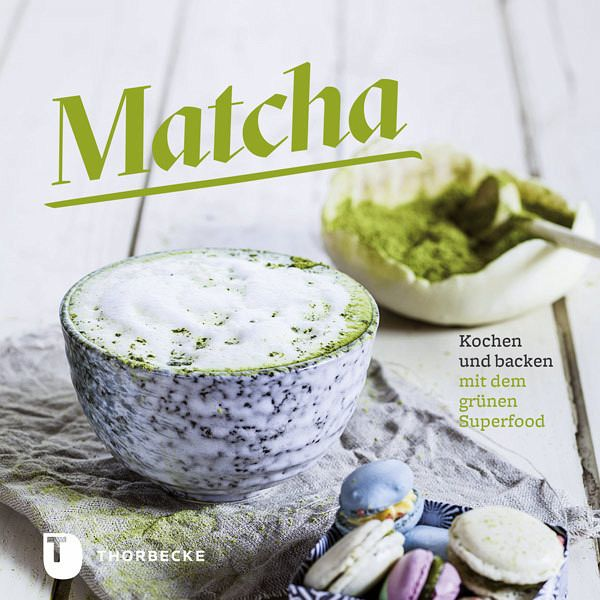 matcha buch. Black Bedroom Furniture Sets. Home Design Ideas