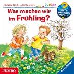 Was machen wir im Frühling? / Wieso? Weshalb? Warum? Junior Bd.59 (Audio-CD)