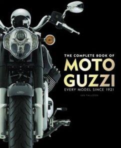 Complete Book of Moto Guzzi - Falloon, Ian