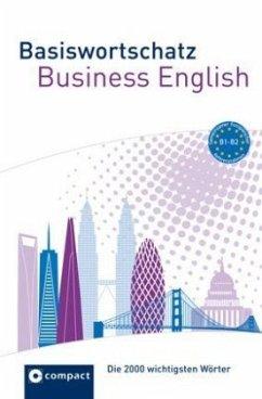 Basiswortschatz Business English B1-B2 - McBride, Patricia