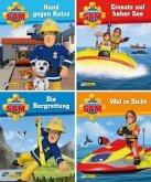 Nelson Mini-Bücher: Feuerwehrmann Sam, Nr.5-8