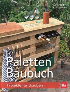 Paletten-Baubuch - Kullmann, Folko