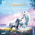 Ein Fohlen für Laura / Sternenschweif Bd.40 (1 Audio-CD)