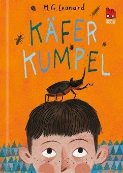 Käferkumpel / Käferabenteuer Bd.1 (eBook, ePUB) - Leonard, M. G.
