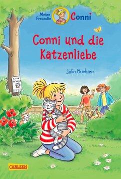 Conni und die Katzenliebe / Conni Erzählbände Bd.29 (eBook, ePUB) - Boehme, Julia