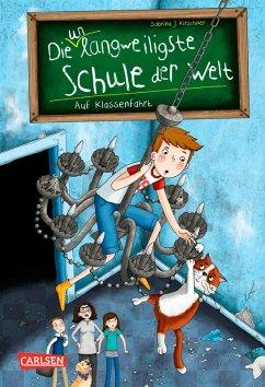 Auf Klassenfahrt / Die unlangweiligste Schule der Welt Bd.1 (eBook, ePUB) - Kirschner, Sabrina J.