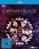 Orphan Black - Staffel vier (2 Discs)