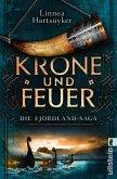 Krone und Feuer / Fjordlandsaga Bd.1 (eBook, ePUB)