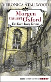 Morgen trauert Oxford (eBook, ePUB)