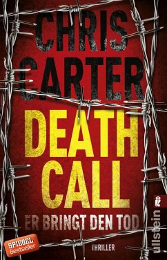 Death Call - Er bringt den Tod / Detective Robert Hunter Bd.8 (eBook, ePUB) - Carter, Chris