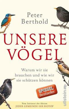 Unsere Vögel (eBook, ePUB) - Berthold, Peter