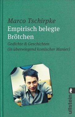 Empirisch belegte Brötchen (eBook, ePUB) - Tschirpke, Marco