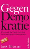 Gegen Demokratie (eBook, ePUB)