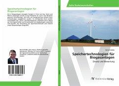 Speichertechnologien für Biogasanlagen