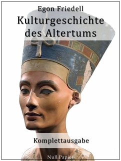 Kulturgeschichte des Altertums (eBook, PDF)