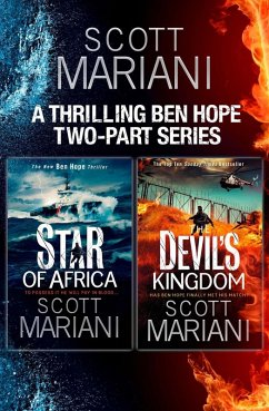 Scott Mariani 2-book Collection: Star of Africa, The Devils Kingdom (Ben Hope)