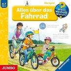 Alles über das Fahrrad / Wieso? Weshalb? Warum? Bd.63 (Audio-CD)