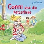 Conni und die Katzenliebe / Conni Erzählbände Bd.29 (1 Audio-CD)