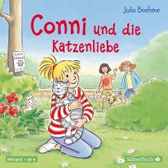 Conni und die Katzenliebe / Conni Erzählbände Bd.29 (1 Audio-CD) - Boehme, Julia