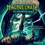 Der Hammer des Thor / Magnus Chase Bd.2 (6 Audio-CDs)