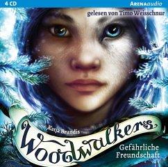 Gefährliche Freundschaft / Woodwalkers Bd.2 (Audio-CD) - Brandis, Katja
