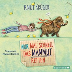 Nur mal schnell das Mammut retten / Nur mal schnell Bd.1 (2 Audio-CDs) - Krüger, Knut