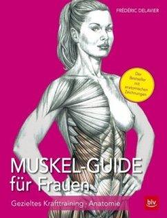 Muskel Guide für Frauen - Delavier, Frédéric