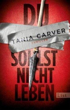 Du sollst nicht leben / Marina Esposito Bd.6 - Carver, Tania