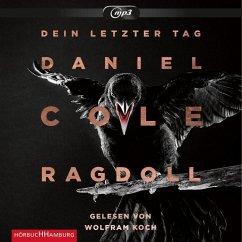 Ragdoll - Dein letzter Tag, 2 MP3-CDs - Cole, Daniel